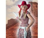 Holster set Cowgirl