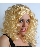Pruik Marylin blond PWP0067D