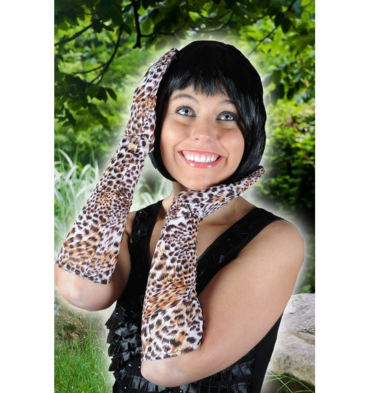 Gloves cheetah