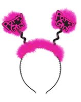 Party Girl Head Bopper WI-8846G