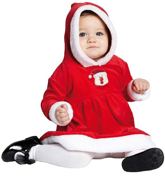 Cute Christmas dress up for babies
