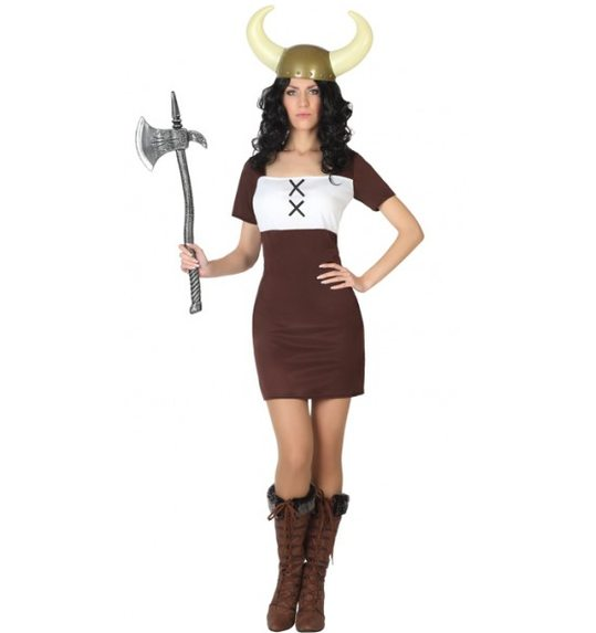 Viking Lady costume