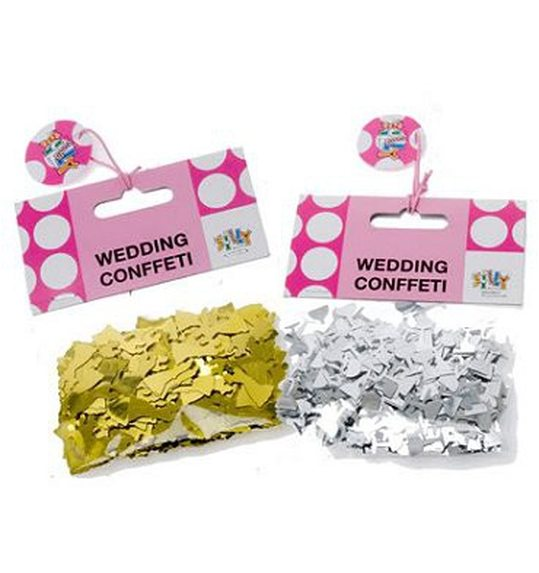 Glitter Confetti wedding