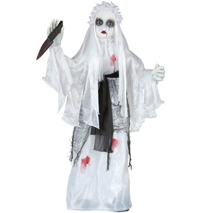 Sound sensor activated slasher bride 75 cm