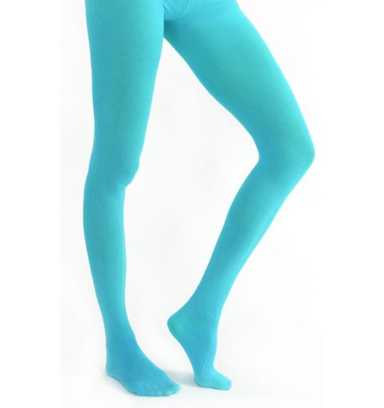 Bas extra stretch turquoise