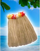 Hawairok kind naturel 45 cm PWA0069