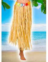 Jupe Hawaienne naturel XL 80 cm PWA0070