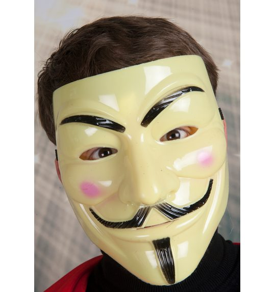 Masque anonymous/Vendetta