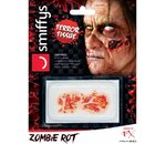 Zombie halloween wonde fx transfer