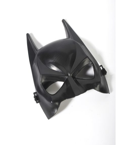 Bat mask black