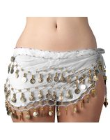 Belly dance scarf PWA4211WI