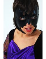 Black bat mask for men or woman PWA3235