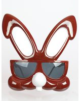 Bunny glasses Brown PWA0830BR