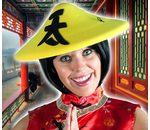 Chinese Yellow Hat
