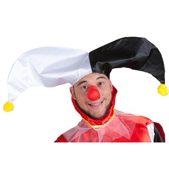 Clown nose deluxe