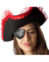 Eye patch pirate PWA2537
