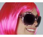 Fashion glasses Reptile fuchsia
