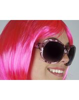 Fashion glasses Reptile fuchsia PWA0681-FU
