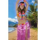 Hawaii skirt fuchsia