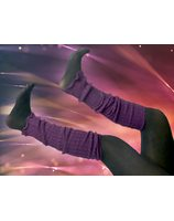Leg warmers purple PWA0651P
