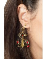 Sailor earrings PWA2440