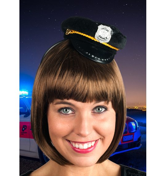 little sexy police hat