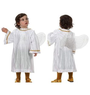 Baby Angel suit with wings