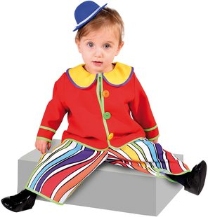 Baby Clown costume