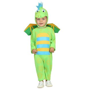 Baby Dragon costume Green