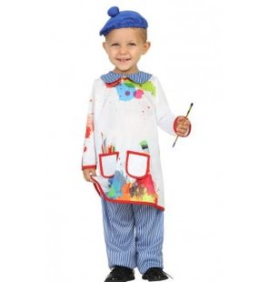 Baby Painter costume