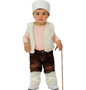 Baby Shepherd dress up costume