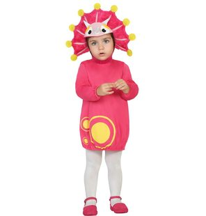 Baby pink dragon costume