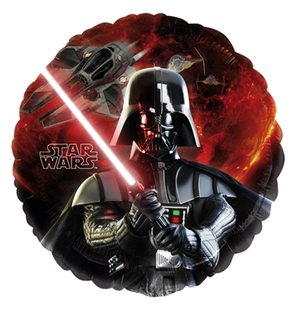Ballon aluminium Star wars