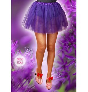 Basic purple tutu