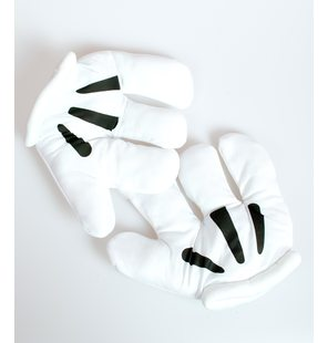 Big cartoon gloves Mickey