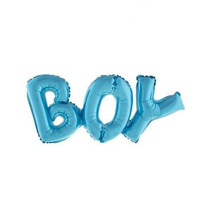 Boy ballon set