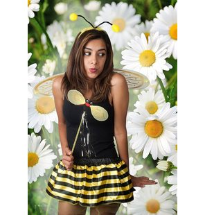 Bumble bee children set