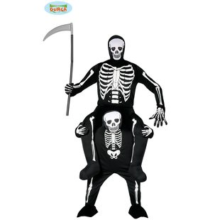 Carry me skeleton suit