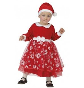Christmas dress for babies
