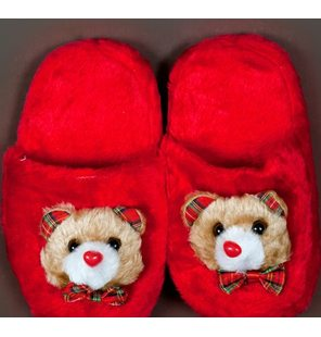 Christmas slippers size