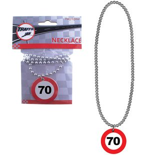 Collier 70 ans