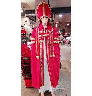 Costume Saint Deluxe incl robe blanche
