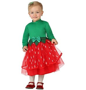 Costume Strawberry Baby
