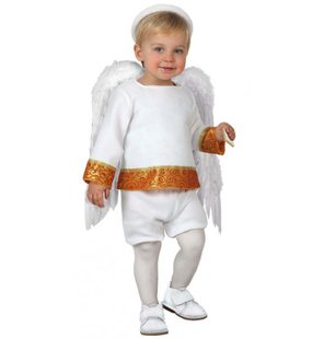 Costume baby Angel Christmas