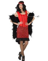 Cabaret dancer costume for ladies AT-05439