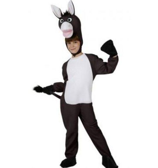 Child donkey costume  sc 1 st  Las Fiestas & Child donkey costume AT-96343/AT-96344/AT-96345/AT-96346 @ Las Fiestas