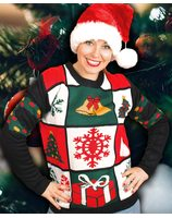 Christmas sweater Jingle Bells PWB0391