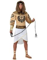 Costume man Egypt with muscles AT-15325/15523