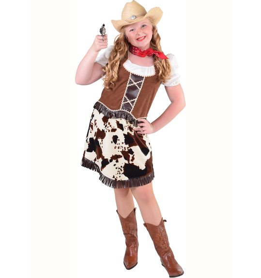 Cowboy Dress for Girls