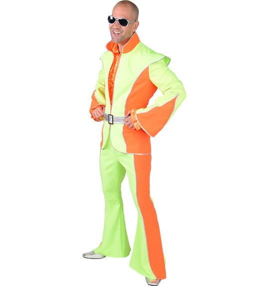 Disco Men suit Fluorescent